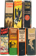 Big Little Book:Miscellaneous, Big Little Book Tailspin Tommy Group (Whitman, 1930s) Condition:Average FN+.... (Total: 7 Comic Books)