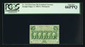 Fractional Currency:First Issue, Fr. 1312 50¢ First Issue PCGS Gem New 66PPQ.. ...