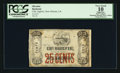 Obsoletes By State:Louisiana, New Orleans, LA- Chs. Ogilvie 25¢ . ...