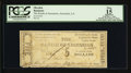 Obsoletes By State:Louisiana, Ascension, LA- Parish of Ascension $5 May 1, 1862. ...