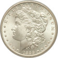 Morgan Dollars: , 1899-O $1 MS66 PCGS. CAC. PCGS Population (1200/92). NGC Census:(1072/108). Mintage: 12,290,000. Numismedia Wsl. Price for...