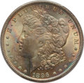 Morgan Dollars: , 1896 $1 MS66 PCGS. CAC. PCGS Population (700/29). NGC Census:(621/53). Mintage: 9,976,762. Numismedia Wsl. Price for probl...