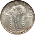 Standing Liberty Quarters: , 1928-S 25C MS66 NGC. NGC Census: (119/20). PCGS Population (143/5).Mintage: 2,644,000. Numismedia Wsl. Price for problem f...