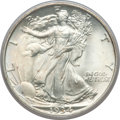 Walking Liberty Half Dollars: , 1934 50C MS66 PCGS. PCGS Population (449/132). NGC Census:(289/101). Mintage: 6,964,000. Numismedia Wsl. Price for problem...
