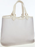 Luxury Accessories:Bags, Louis Vuitton Epi Plage White Lagoon Bay GM Tote Bag. ...