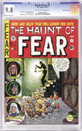 Golden Age (1938-1955):Horror, Haunt of Fear #7 Gaines File pedigree (EC, 1951) CGC NM/MT 9.8Off-white to white pages. EC fans are passionate about this J...