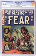 Golden Age (1938-1955):Horror, Haunt of Fear #14 Gaines File pedigree (EC, 1952) CGC NM+ 9.6Off-white to white pages. Graham Ingels created one of the all...