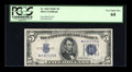 Small Size:Silver Certificates, Fr. 1653 $5 1934C Mule Silver Certificate. PCGS Very Choice New 64.. ...
