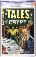 Golden Age (1938-1955):Horror, Tales From the Crypt #21 Gaines File pedigree 10/10 (EC, 1951) CGCNM 9.4 Cream to off-white pages. All the ingredients that...