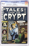 Golden Age (1938-1955):Horror, Tales From the Crypt #23 Gaines File pedigree 6/10 (EC, 1951) CGCNM+ 9.6 Off-white pages. Attention, Al Feldstein fans: Thi...