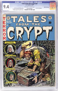 Golden Age (1938-1955):Horror, Tales From the Crypt #29 Gaines File pedigree 12/12 (EC, 1952) CGCNM 9.4 Off-white to white pages. Jack Davis drew this iss...