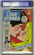 Bronze Age (1970-1979):Romance, DC 100-Page Super Spectacular #5 Love Stories (DC, 1971) CGC NM-9.2 Off-white to white pages. This is one of the five most ...