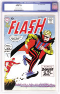 Silver Age (1956-1969):Superhero, The Flash #113 (DC, 1960) CGC VF/NM 9.0 Off-white to white pages.Word has gotten around that these Silver Age Flash iss...