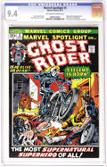 Bronze Age (1970-1979):Superhero, Marvel Spotlight #5 (Marvel, 1972) CGC NM 9.4 Off-white to whitepages. Believe it or not, a 9.4 copy of this issue could be...