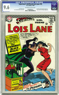 Silver Age (1956-1969):Superhero, Superman's Girl Friend Lois Lane #70 (DC, 1966) CGC NM+ 9.6 Off-white to white pages. There's a reason why #70 is the most v...