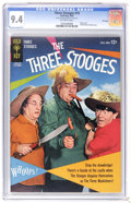 Silver Age (1956-1969):Humor, Three Stooges #19 File Copy (Gold Key, 1964) CGC NM 9.4 Off-white pages. Photo cover. Little Monsters backup story. Overstre...