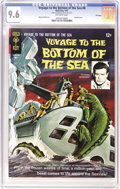 Silver Age (1956-1969):Science Fiction, Voyage to the Bottom of the Sea File Copies CGC Group (Gold Key, 1965-69). The slabs aplenty here include CGC NM+ 9.6 co... (Total: 8 Comic Books)