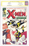Silver Age (1956-1969):Superhero, X-Men #1 Stan Lee File Copy - Signature Series (Marvel, 1963) CGCFN+ 6.5 Off-white pages. Any copy of this key issue is nic...