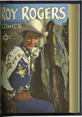 Golden Age (1938-1955):Miscellaneous, Four Color #37-48 Bound Volume (Dell, 1944). ...