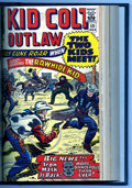 Silver Age (1956-1969):Western, Kid Colt Outlaw #111-130 Bound Volume (Marvel, 1963-66). Includesissues #111-113, #114 (second appearance of Iron Mask), 11...
