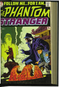 Bronze Age (1970-1979):Horror, The Phantom Stranger #1-41 Bound Volumes Plus (DC, 1969-76). Thispair of volumes features copies of The Phantom Stranger... (Total:2 Items)