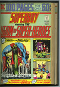 Bronze Age (1970-1979):Superhero, Superboy #193-208 Bound Volume (DC, 1973-75). The Legion ofSuper-Heroes appears in every issue collected here! Among the hi...