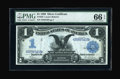 Large Size:Silver Certificates, Fr. 226 $1 1899 Silver Certificate PMG Gem Uncirculated 66 EPQ....