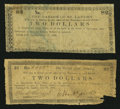 Obsoletes By State:Louisiana, (Opelousas), LA- Parish of St. Landry $2 (two varieties) July 19, 1862. ... (Total: 2 notes)