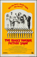 "Movie Posters:Rock and Roll, The Rocky Horror Picture Show (20th Century Fox, 1975) Style B. OneSheet (27"" X 41""). Rock and Roll.. ..."