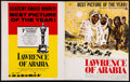 "Movie Posters:Academy Award Winners, Lawrence of Arabia (Columbia, 1962). Uncut Pressbook (20 Pages 14""X 17.5""). Academy Award Winners.. ..."