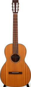 Musical Instruments:Acoustic Guitars, 1967 Martin O-16 NY Natural Acoustic Guitar, Serial # 219929. ...
