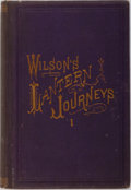 Books:Photography, [Photography] Edward L. Wilson. Wilson's Lantern Journeys: A Series of Descriptions of Journeys at Home and Abroad...
