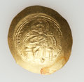 Ancients:Byzantine, Ancients: Constantine X Ducas (AD 1059-1067). AV histamenon nomisma(4.40 gm). ...