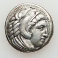 Ancients:Ancient Lots  , Ancients: MACEDON-SYRIA. Lot of two (2) Hellenistic tetradrachms. ... (Total: 2 coins)