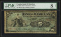 Canadian Currency: , Hamilton, ON- Bank of Hamilton $5 Jan. 2, 1904 Ch. # 345-18-02 ....