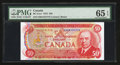 Canadian Currency: , BC-51a-i $50 1975. ...