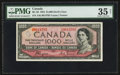 Canadian Currency: , BC-36 $1000 1954 Devil's Face Replacement Note. ...