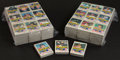 Baseball Cards:Lots, 1983 Fleer Baseball Cello Pack Collection (93) With Boggs &Gwynn Rookies Showing! ...