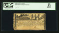 Colonial Notes:Maryland, Maryland July 26, 1775 $1 1/3 PCGS Apparent Fine 15.. ...
