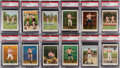 Boxing Cards:General, 1910 T220 Mecca Champions Boxing White Border Complete Set (50) -#5 on the PSA Set Registry. ...