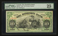 Canadian Currency: , Toronto, ON- The Dominion Bank $10 Jan. 2, 1925 Ch. # 220-18-10 ....