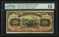 Canadian Currency: , Halifax, NS- The Bank of Nova Scotia $20 Jan. 2, 1925 Ch. # 550-28-18 . ...