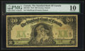 Canadian Currency: , Toronto, ON- The Standard Bank of Canada $20 Jan. 2, 1919 Ch. #695-18-28 . ...