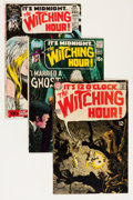 Bronze Age (1970-1979):Horror, The Witching Hour #3, 15, and 18 Group - Savannah pedigree (DC,1969-72) Condition: Average NM-.... (Total: 3 Comic Books)