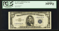 Small Size:Silver Certificates, Fr. 1657* $5 1953B Silver Certificate. PCGS Very Fine 30PPQ.. ...