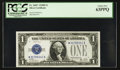 Small Size:Silver Certificates, Fr. 1602* $1 1928B Silver Certificate. PCGS Choice New 63PPQ.. ...