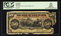 Canadian Currency: , Halifax, NS- The Bank of Nova Scotia $50 Jan. 2, 1920 Ch. #550-28-26. ...