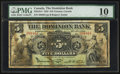 Canadian Currency: , Toronto, ON- The Dominion Bank $5 Jan. 2, 1925 Ch # 220-16-14 . ...