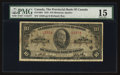 Canadian Currency: , Montreal, PQ- The Provincial Bank of Canada $10 Jan. 2, 1935 Ch. #615-16-04. ...