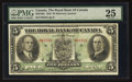 Canadian Currency: , Montreal, PQ- The Royal Bank of Canada $5 Jul. 3, 1933 Ch. #630-16-02 . ...